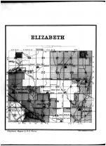 Elizabeth Township, Miami City, Miami County 1883
